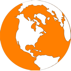 Orange earth