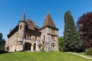 Chateau de Sierre Plume & Pellicule 2020